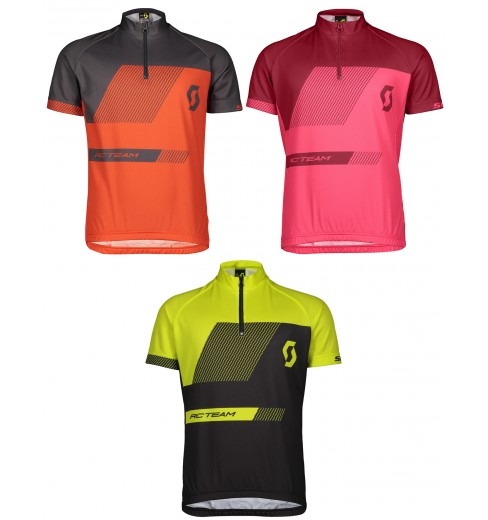 f3120ce0b SCOTT RC Team short sleeve jersey 2018 CYCLES ET SPORTS