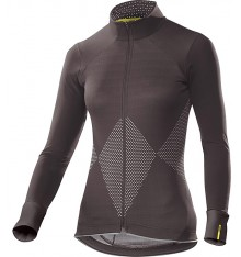 MAVIC Sequence women's winter long sleeve cycling jersey 2018