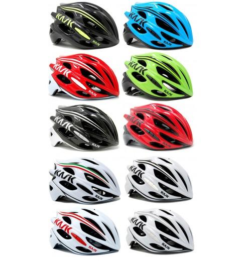 KASK casque de vélo route MOJITO Liseré Série Limitée 2018