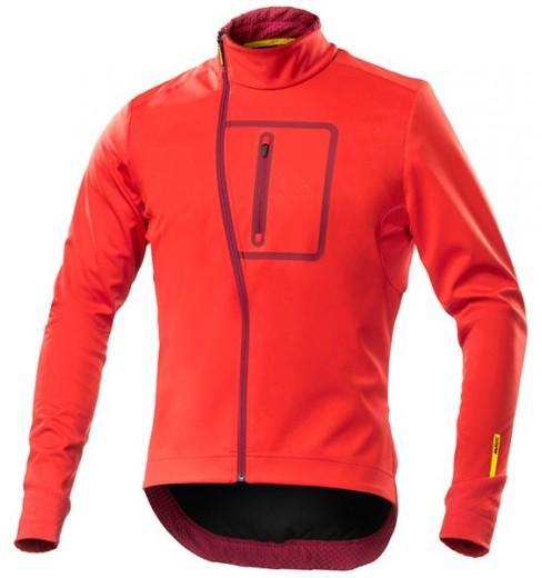 MAVIC Ksyrium Elite convertible jacket 2018