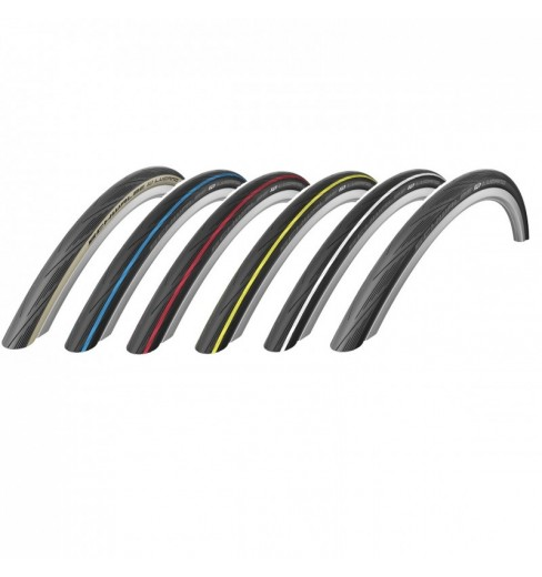 SCHWALBE pneu route LUGANO HS471 (TRINGLE SOUPLE)