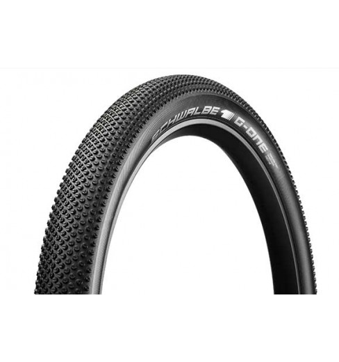 SCHWALBE G-ONE ALLROUND gravel tire tubeless easy