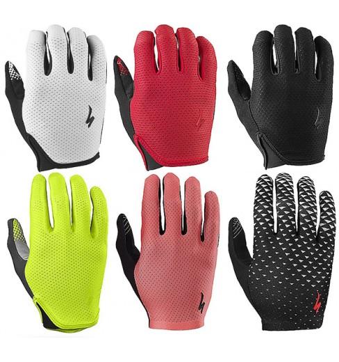 SPECIALIZED men's Grail Long Finger gloves 2018