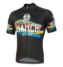 BIANCHI MILANO Misegna men's short sleeve jersey 2018