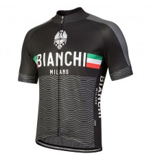 BIANCHI MILANO maillot manches courtes Attone 2018