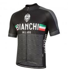 BIANCHI MILANO Attone men's short sleeve jersey 2018