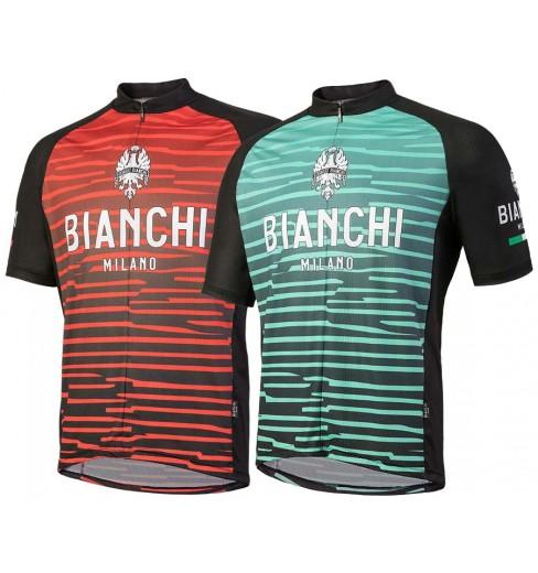BIANCHI MILANO maillot manches courtes Tarugo 2018