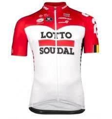LOTTO SOUDAL maillot manches courtes SPL Aero 2018