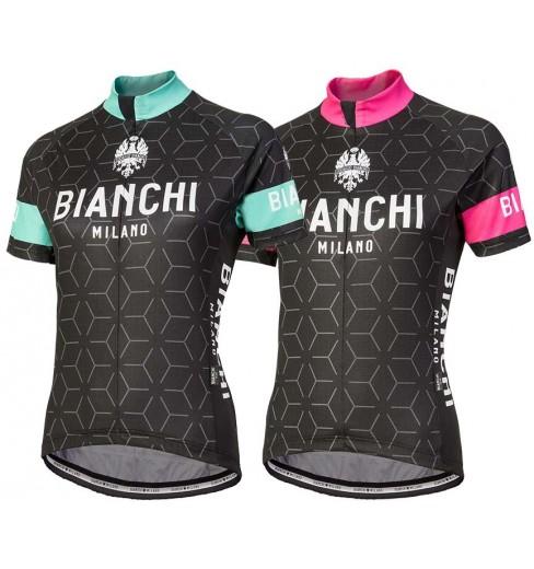 BIANCHI MILANO Nevola Women s short sleeve jersey 2017 CYCLES ET SPORTS bae086ddd