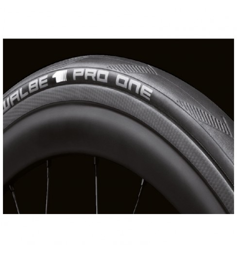 SCHWALBE pneu PRO ONE tubeless Easy