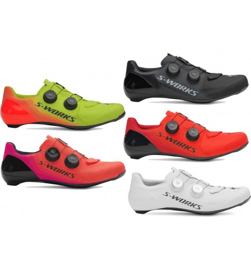 eed6d440d0365 SPECIALIZED chaussures route S-Works 7 2019