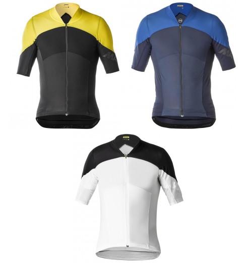 MAVIC men s road cycling jersey COSMIC ULT SL 2018 CYCLES ET SPORTS 2d7d802e0