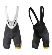 MAVIC men's road cycling bib short COSMIC ULTI 2018