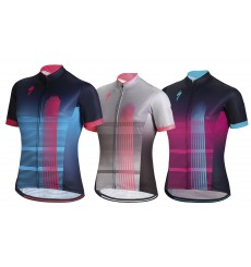 SPECIALIZED maillot cycliste femme RBX Comp 2018