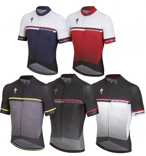 SPECIALIZED maillot manches courtes SL Expert 2018