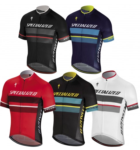 SPECIALIZED RBX Comp Logo cycling jersey 2018