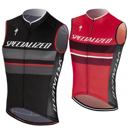 SPECIALIZED RBX Comp Logo sleeveless jersey 2018
