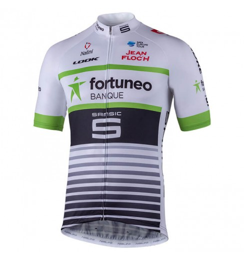 27e41e57a FORTUNEO SAMSIC short sleeve jersey 2018 CYCLES ET SPORTS