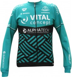 VITAL CONCEPT maillot manches longues 2018