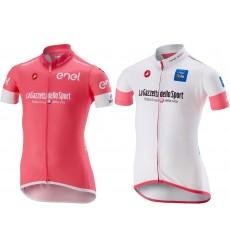 GIRO D'ITALIA kid pink jersey 2018