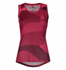 SCOTT Trail 40 women's sleeveless jersey 2018