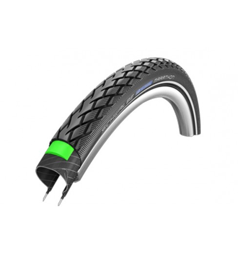 SCHWALBE Marathon HS420 tyre GREEN GARD