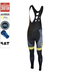 DIRECT ENERGIE winter cycling set 2018