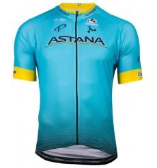 5ac9fa383 ASTANA Vero Pro short sleeve jersey 2018