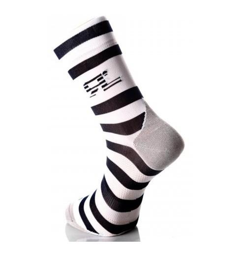 RAFA'L Carbone Classico Marinière socks