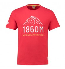 TOUR DE FRANCE Graphic Red t-shirt 2018