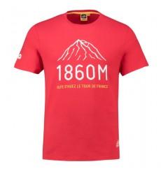 TOUR DE FRANCE T-Shirt Graphic Rouge 2018
