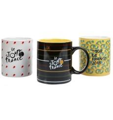 TOUR DE FRANCE set 3 mugs 2018