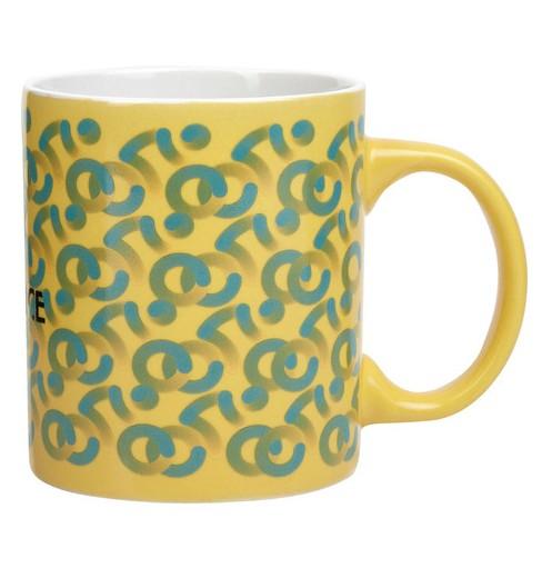 TOUR DE FRANCE mug jaune affiche 2018