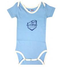 ALPE D 'HUEZ body bébé bleu 2018