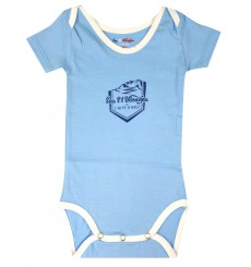 ALPE D'HUE blue baby bodysuit 2018