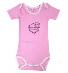 ALPE D'HUE pink baby bodysuit 2018