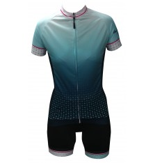ALPE D'HUEZ heart women's cycling set 2018