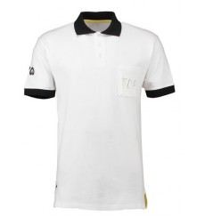 Tour de France Lifestyle White Polo 2018