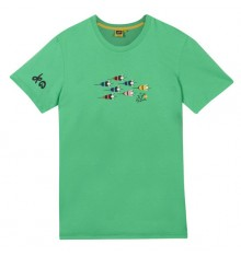 Tour de France Green Logo kids' T-Shirt 2018