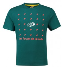TOUR DE FRANCE Graphic Dark Green t-shirt 2018