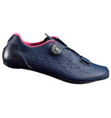 SHIMANO RP9 navy men's road cycling shoes