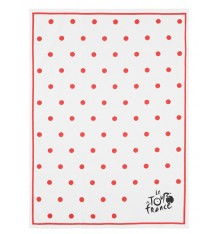 TOUR DE FRANCE Polka Tea Towel 2018