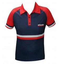 RAFA'L Vintage France red blue short sleeve jersey 2018