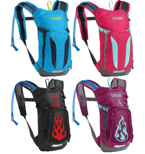 ee9265228a CAMELBAK Mini Mule hydration backpack for kids 1.5 L CYCLES ET SPORTS