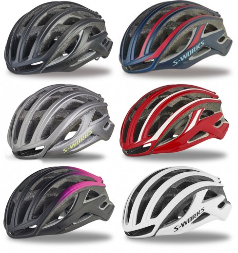 SPECIALIZED casque route S-Works Prevail II 2019