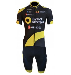 DIRECT ENERGIE tenue cycliste enfant 2018