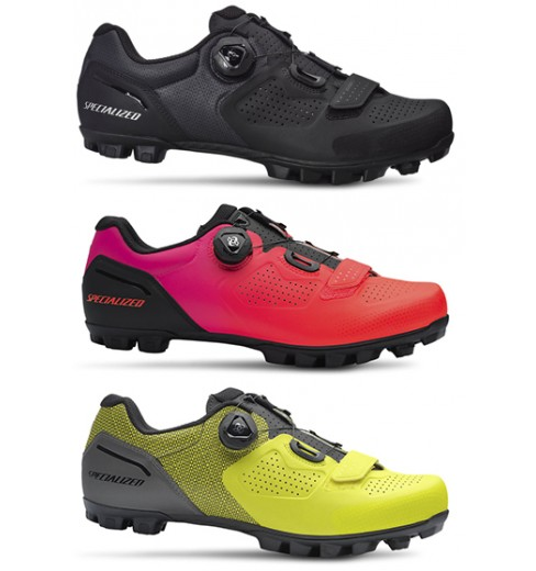 SPECIALIZED men's Expert XC Mountain Bike Shoes 2018