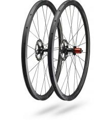 Paire de roues vélo route ROVAL CLX 32 DISC—650B SET