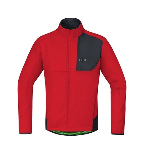 GORE BIKE WEAR veste thermo Trail C5 WINDSTOPPER 2018