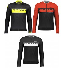 SCOTT RC AS men's long sleeve jersey 2019